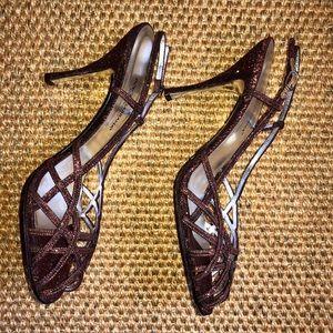 DG Dolce & Gabbana Strappy Heels